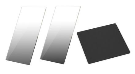 Haida set 100x150 přechodových ND filtrů PROII  0,6 + 0,9 jemný + ND 3,0  pro Architekturu