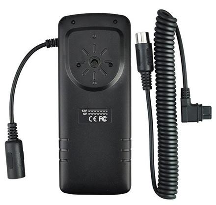 JJC bateriový zdroj BP-CA1 pro blesky Canon