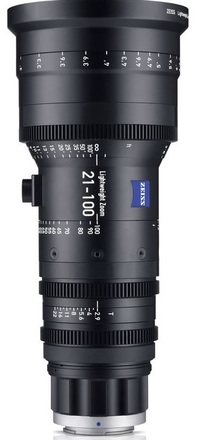 Zeiss LWZ.3 21-100mm T/2,9-3,9 T* pro Canon PL