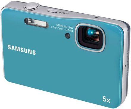 Samsung WP10 modrý