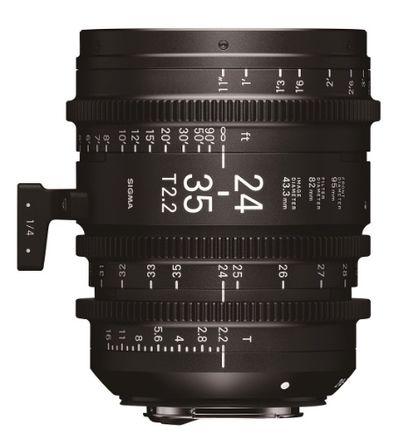 Sigma CINE 24-35mm T/2,2 pro Sony E