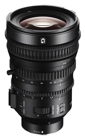 Sony FE PZ 18-110mm f/4,0 G OSS