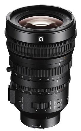 Sony FE PZ 18-110mm f/4,0 G OSS