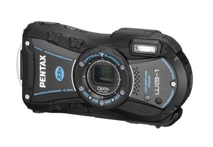 Pentax Optio WG-1 černý