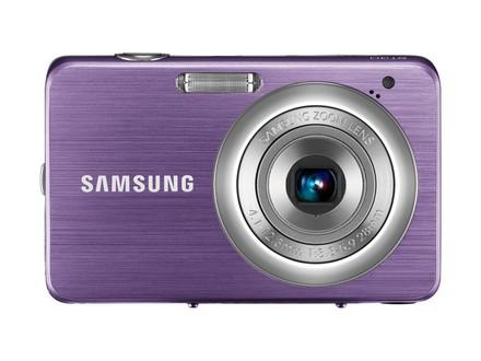 Samsung ST30 fialový