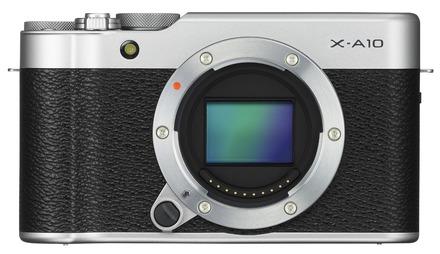 Fujifilm X-A10 tělo