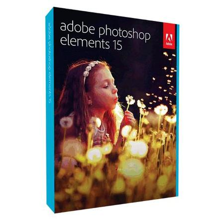 Adobe Photoshop Elements 15 MP ENG FULL Box