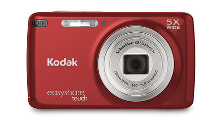 Kodak EasyShare M577 červený
