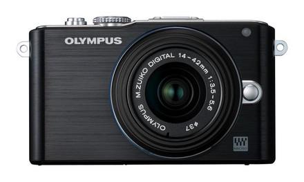 Olympus E-PL3 + 14-42 mm II R