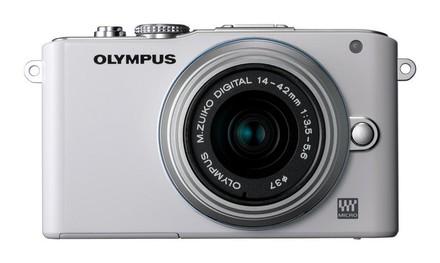 Olympus E-PL3 + 14-150 mm
