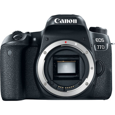 Canon EOS 77D + 50 mm f/1,8 STM