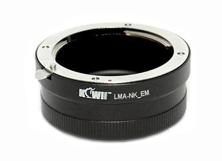 JJC adaptér z Nikon F na Sony E