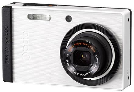 Pentax Optio RS1500 bílý