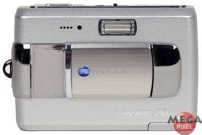 Konica Minolta DiMAGE X60 stříbrná