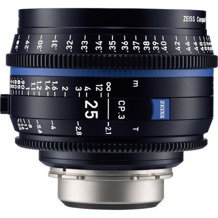 Zeiss Compact Prime CP.3 T* 25mm f/2,1 pro Canon