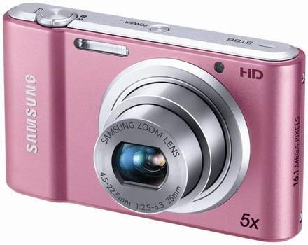 Samsung ST66 růžový
