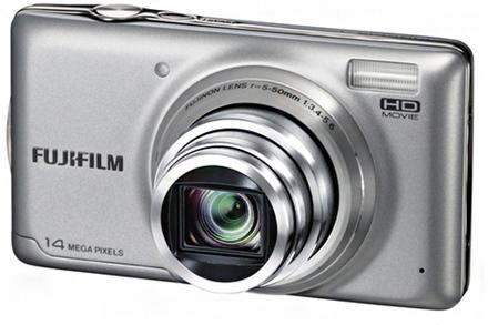 Fuji FinePix T350 stříbrný
