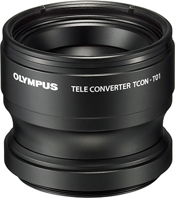 Olympus tele předsádka TCON-T01