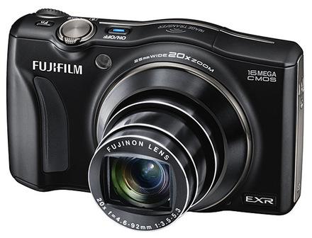 Fuji FinePix F800EXR černý