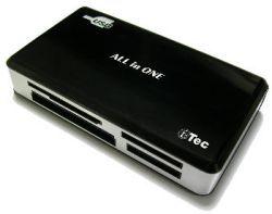 iTec USB 2.0 All in 1 Reader/Writer