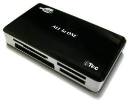 iTec USB 2.0 All in 1 Reader/Writer