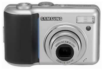 Samsung SG-S800 stříbrný