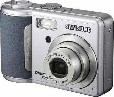 Samsung SG-S700 stříbrný