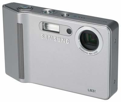 Samsung L83T stříbrný