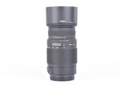 Sigma 70-300mm f/4,0-5,6 DG OS pro Canon bazar