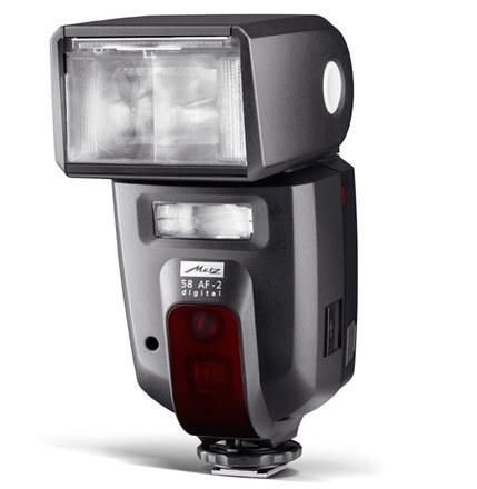 Metz blesk MB 58 AF-2 digital pro Nikon a Fuji