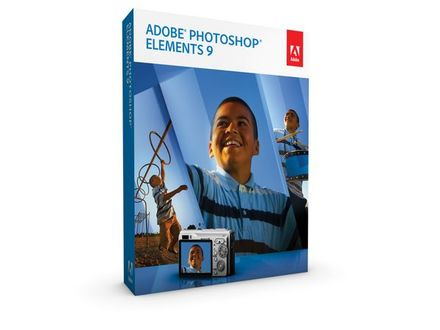 Adobe Photoshop Elements 9.0 WIN CZ