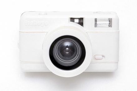 Lomography Fisheye Compact Camera White