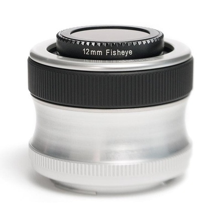 Lensbaby Scout Fisheye Canon EF