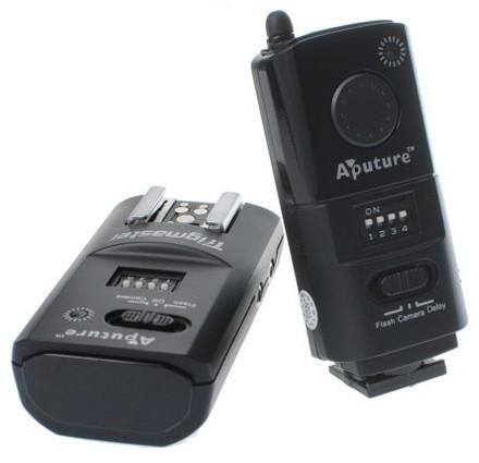 Aputure TrigMaster (2,4GHz) MX3C - dálkový ovladač záblesku (Canon)