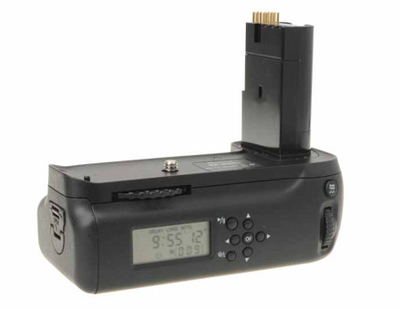Aputure bateriový grip s displejem BP-D80II (Nikon MB-D80)