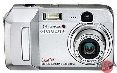 Olympus C-500 Zoom (D-595)