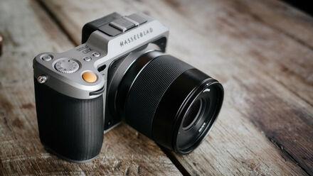Hasselblad X1D-50c s objektivem XCD f3,5/45mm za zvýhodněnou cenu!