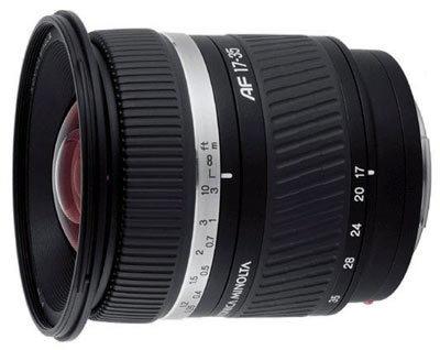 Konica Minolta/Sony AF 17-35 mm F 2,8-4 (D)