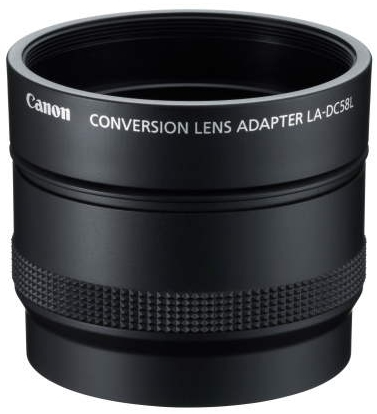 Canon adaptér konvertorů LA-DC58L