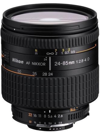 Nikon 24-85mm f/2,8-4,0 AF ZOOM NIKKOR D s HB-25