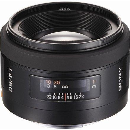 Sony 50mm f/1,4