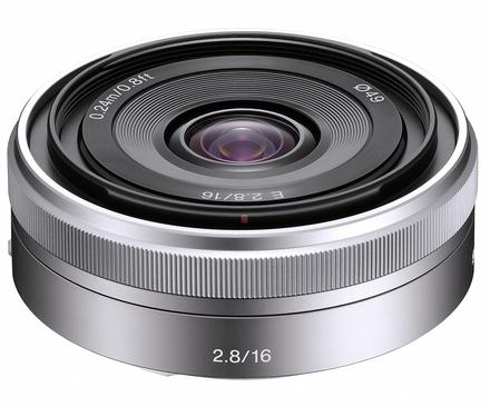 Sony 16mm f/2,8 SEL