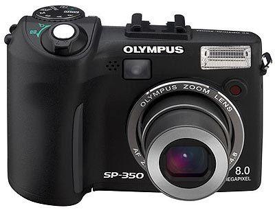 Olympus SP-350 + mezikroužek a telepředsádka 1,7x