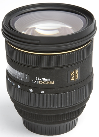 Sigma 24-70mm f/2,8 IF EX DG HSM pro Pentax