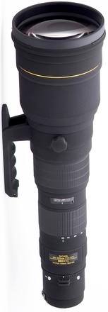 Sigma 300-800mm f/5,6 APO EX DG HSM pro Olympus