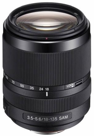 Sony DT 18-135mm f/3,5-5,6 SAM