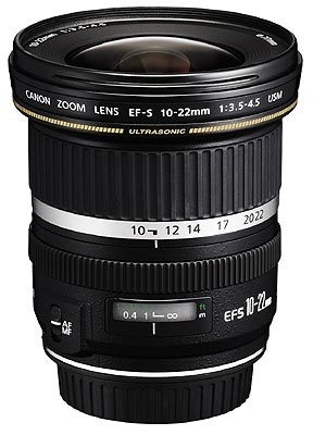 Canon EF-S 10-22mm f/3,5-4,5 USM a EF 70-300mm f/4-5,6 IS USM