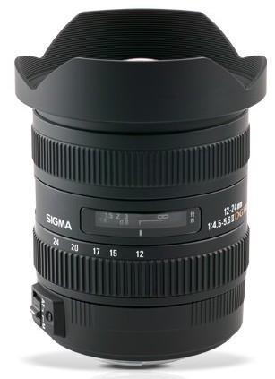 Sigma 12-24mm f/4,5-5,6 ll DG HSM pro Sony