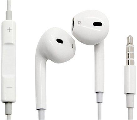 Apple sluchátka EarPods s ovládáním a mikrofonem
