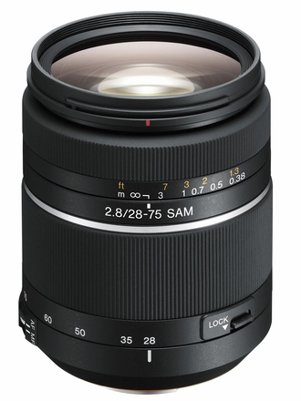 Sony 28-75mm f/2,8 SAM